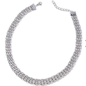 """Jewelry - 18"""" SILVER NECKLACE"""